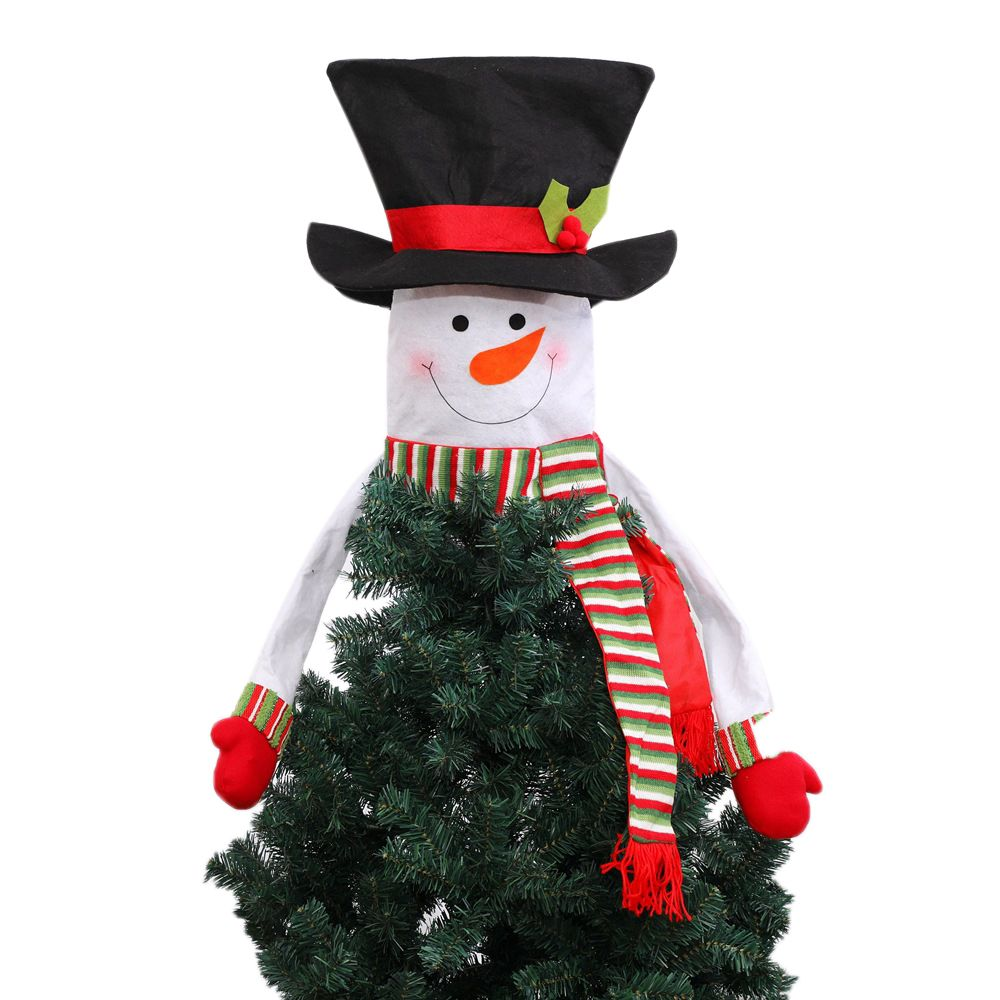 Hot Sale Christmas Tree Topper Snowman Hugger Xmas/Holiday ...
