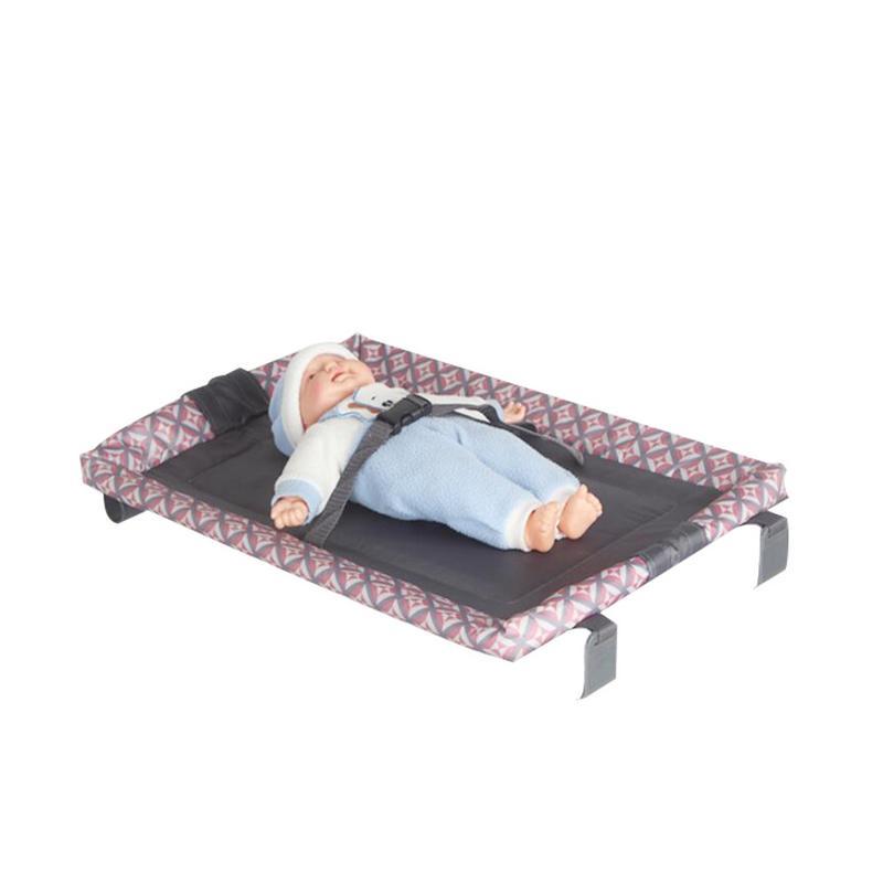 Lit bébé lit en bois sécurité Table à langer nouveau-né couche Table à langer ceinture de sécurité infantile Table de soins Table confortable