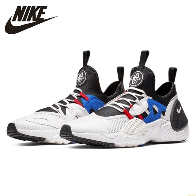 6ac5d2b2a4589 Nike Huarache E.D.G.E. TXT Men Running Shoes New Arrival Comfortable  Breathable Lightweight Outdoor Sports Sneakers  AO1697-001