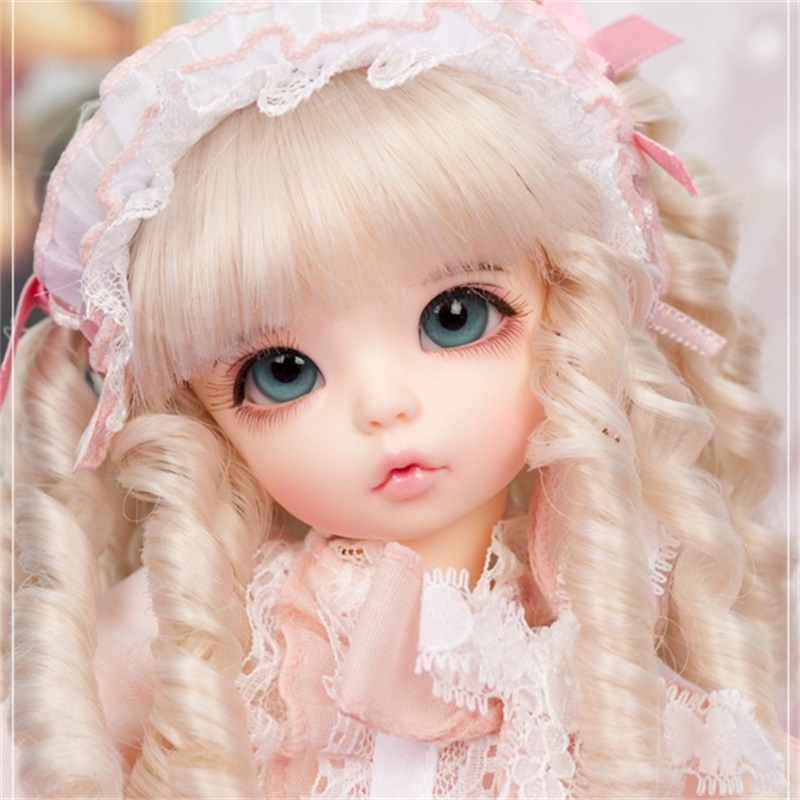 BJD Dolls Fairyland Littlefee Ante Suit Fullset YoSD 1/6 FL Napi Dollmore Luts Sweetest Monimuuttuja Tyyli