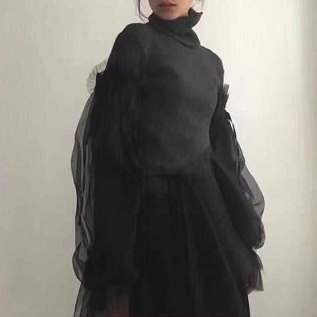 Fashion Long Sleeve Top - 2 Sizes 1