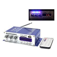 MA502S Bluetooth Small Power Amplifier Card Reading USB Amplifier FM font b Radio b font 12V