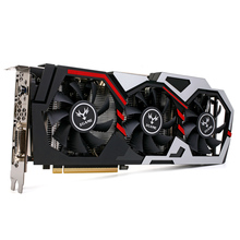 Colorful NVIDIA GeForce GTX iGame 1060 GPU 3GB 192bit Gaming GDDR5 PCI-E X16 3.0 VR Ready Video Graphics Card DVI+HDMI+3*DP
