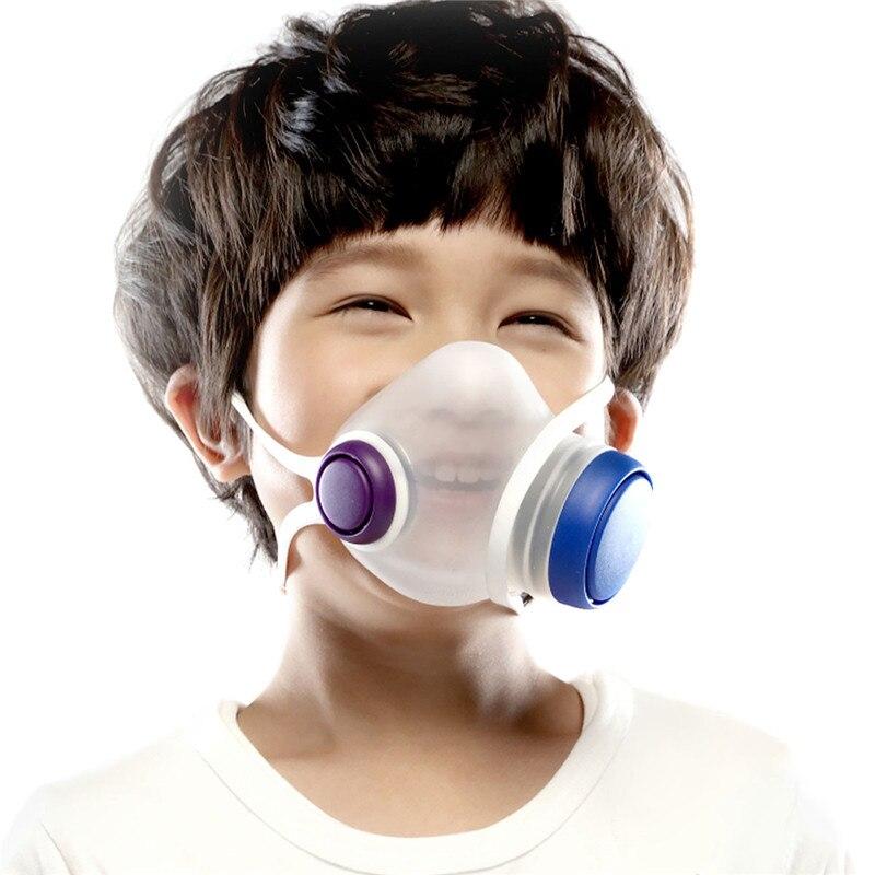 D'origine Xiaomi Woobi Jouer Enfants Anti-Pollution Masque Anti PM2.5 Sûr Propre Masque Respiratoire Famille Cadeau de Soins de Santé Personnels