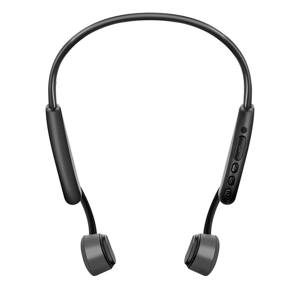 Tenquinze Z8 casque de conduction osseuse Bluetooth appel de musique casque de sport conduction osseuse après suspension casque de sport