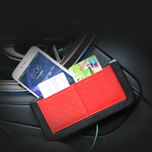 Car Organizer Seat Back Pocket 18.5*9CM Car Multi-Function Storage Bag Car Side Storage Box multi pocket multifunction vehicle storage bag car seat back organizer storage container hanging box high quality