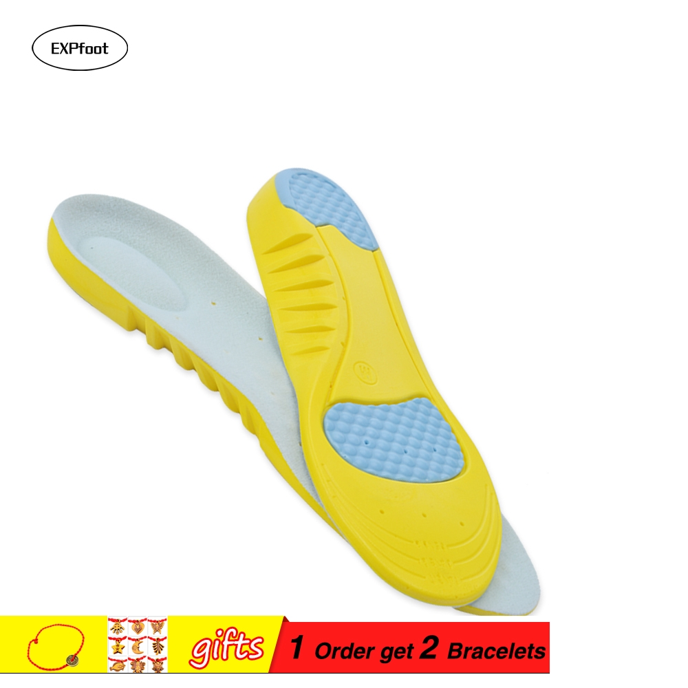Sports shock absorption pads running sport shoes inserts Arch Supports breathable insoles foot health care for men and women sport insoles shock absorption pads running basketball golf sport shoes inserts foot health care for men and women 11