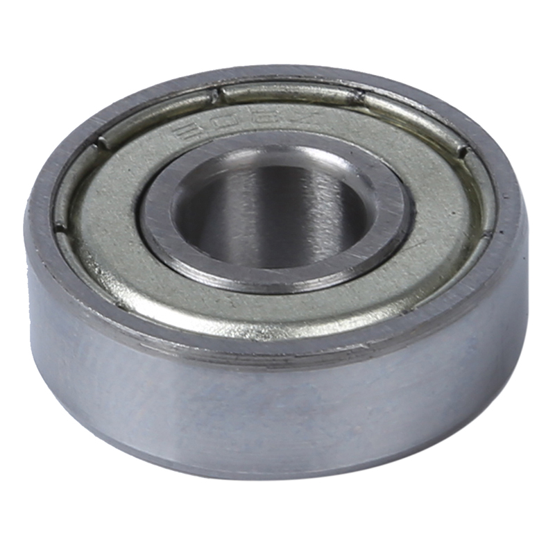 Ball Bearings 2 Pcs Single Shielded 608Z Miniature Deep Groove Stainless Steel Miniature Used Widely In Industrial Machine Motor