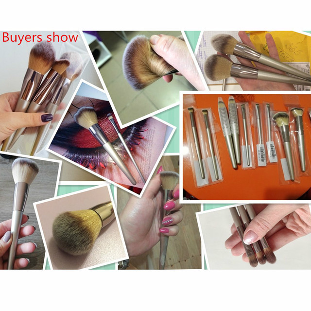 Singel Makeup Brush For Powder Highligher Brush Foundation Eyebrow Concealer Make Up Brushes Beauty Cosmetic Makeup Brushes Tool 2