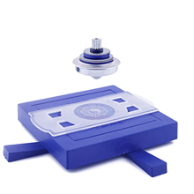 Besegad чудесный физический Магнитный классический спиннинг левитации приостановлено гироскопа Магия НЛО плавающий гироскоп левитирующая игрушка