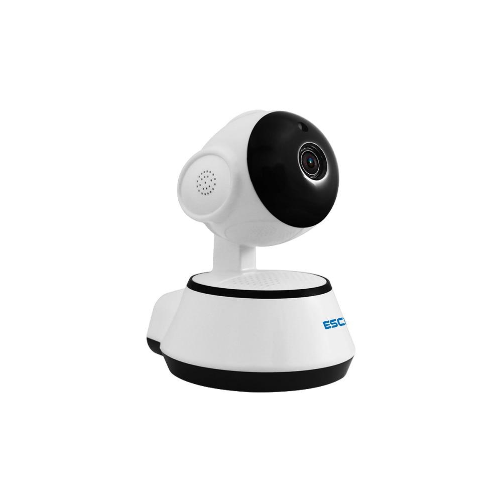 Escam G10 1Mp 720P Wifi Ir Alarm Pan/Tilt Ip Camera Support 64G Tf Card Motion Detection Wireless Ip Camera Eu PlugEscam G10 1Mp 720P Wifi Ir Alarm Pan/Tilt Ip Camera Support 64G Tf Card Motion Detection Wireless Ip Camera Eu Plug