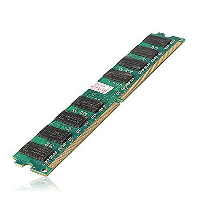 Pino de ddr2 800mhz pc2 6400 2 gb 240 para a memória ram do desktop|RAM|   -