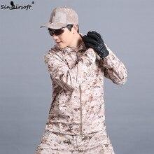 Спорт на открытом воздухе Кемпинг Тактические Военные Мужчины Кожа Пальто уф Защитная Рубашка Солнце