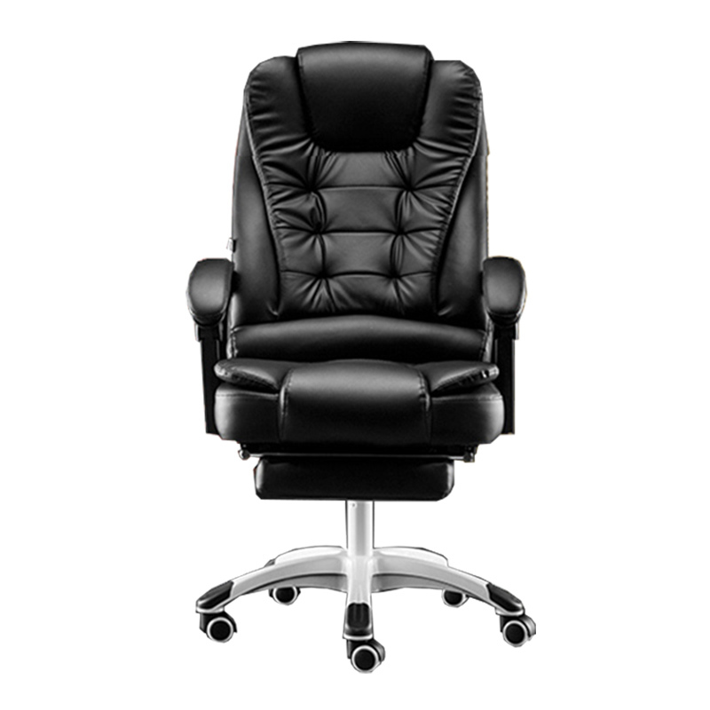 High Quality Office Chair For The Head Ergonomic Office Chair Computer Chair Boss Ergonomic Chair With Footrest