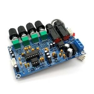 Image 3 - PT2399 Digital Microphone Amplifier Board Karaoke Reverberation Board Karaoke OK Amplifier Module Dual AC12V