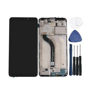 Image 5 - ЖК дисплей M & Sen для Xiaomi Redmi 5 с рамкой и сенсорной панелью, дисплей 5,7 дюйма с дигитайзером в сборе для Redmi 5, оригинал