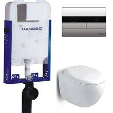 Датчик и механик смывной функции датчик смывной туалет скрытый цистерна с туалетом настенный поддон 8633.22.3