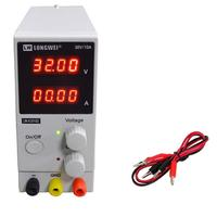 LW K3010D 30V 10A Adjustable 4 bit Digital Test DC Switching Power Supply Source Transformer