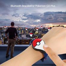 Vanpower USB зарядка Ручной Bluetooth интерактивный браслет часы игры аксессуар игрушка для Nintend Pokemon GO Plus
