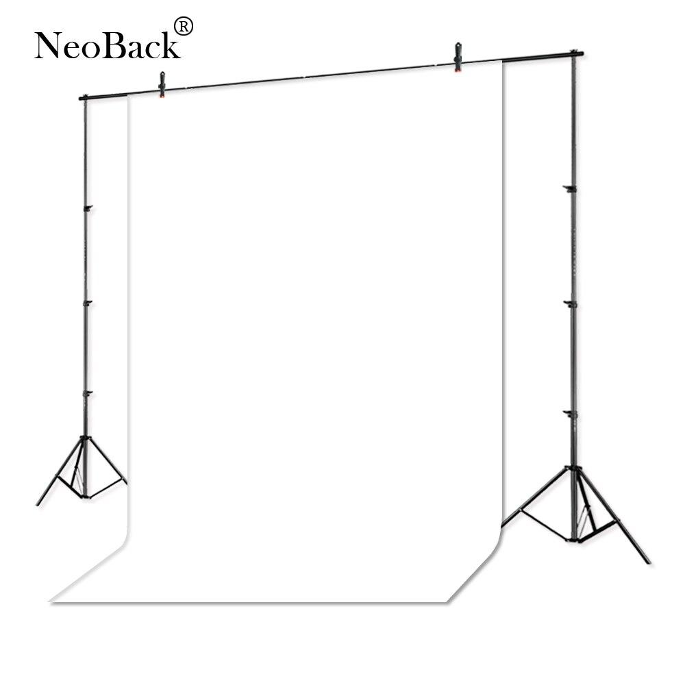 NeoBack 300x480 cm Chromakey Photo fond Photographie Solide Toile de Fond Studio Vidéo Muslin Coton Tissu Vert Écran CKG1016