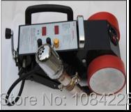 banner welding machine/hot air pvc banner welder/automatic banner welding without glue