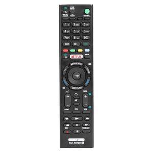 Image 1 - Пульт дистанционного управления для Sony Smart TV RMT TX100D RMT TX101J RMT TX102U RMT TX102D RMT TX101D RMT TX100E RMT TX101 ABS Black New