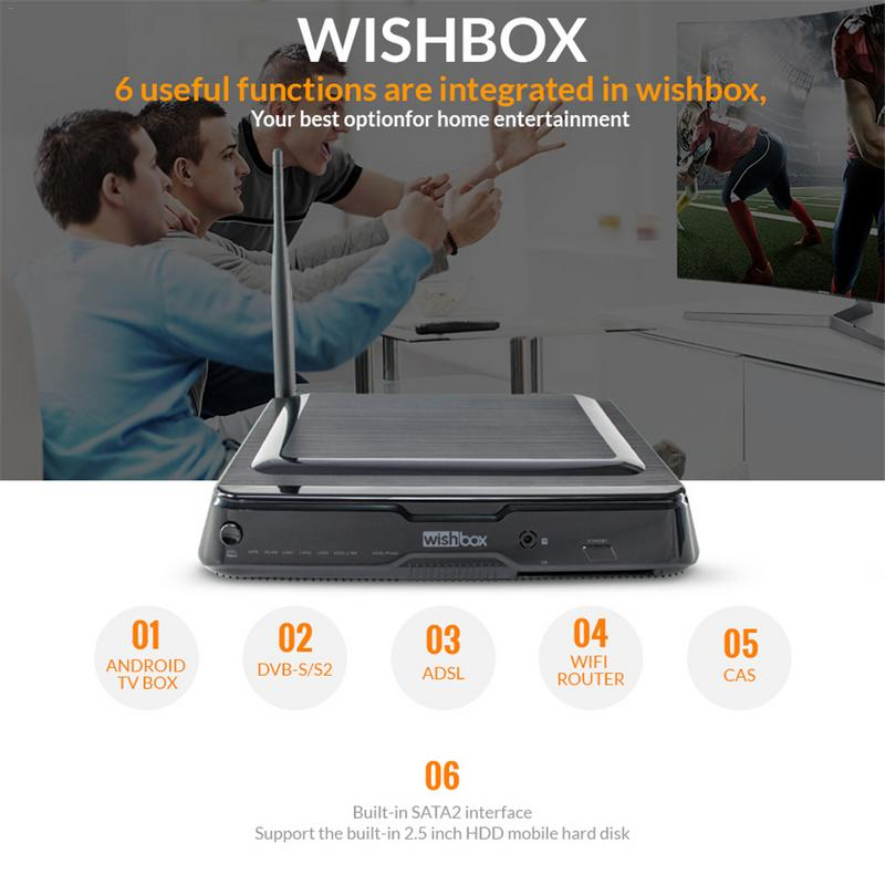 Android DVB S2/S812/2G+8G/TV Box HD Network Media Player Set   top Box OTT Box with Router (Only EU Plug)-in Set-top Boxes from Consumer Electronics    3