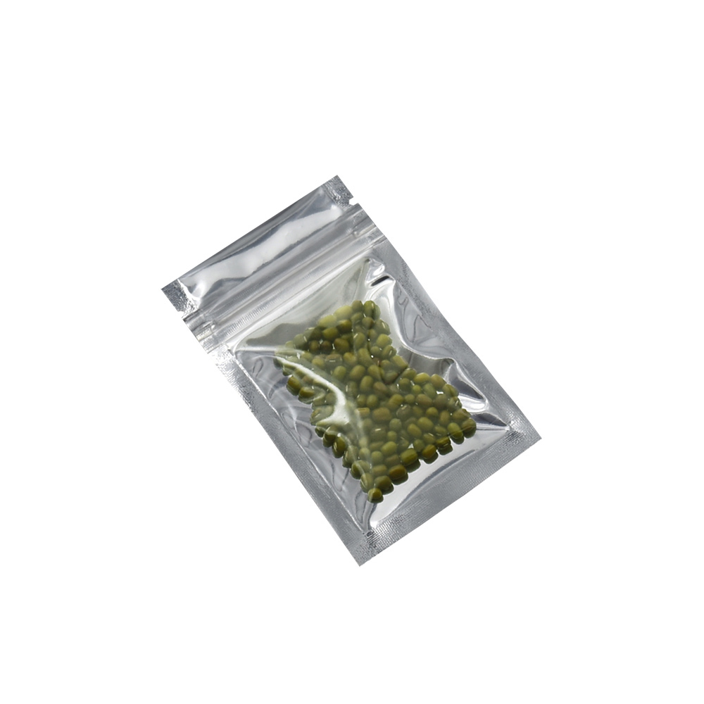 """50 4/""""X6/"""" ANTI STATIC FOIL ZIPLOCK BAGS STASH BAGS SMELL PROOF PACKAGING A ITEM"""