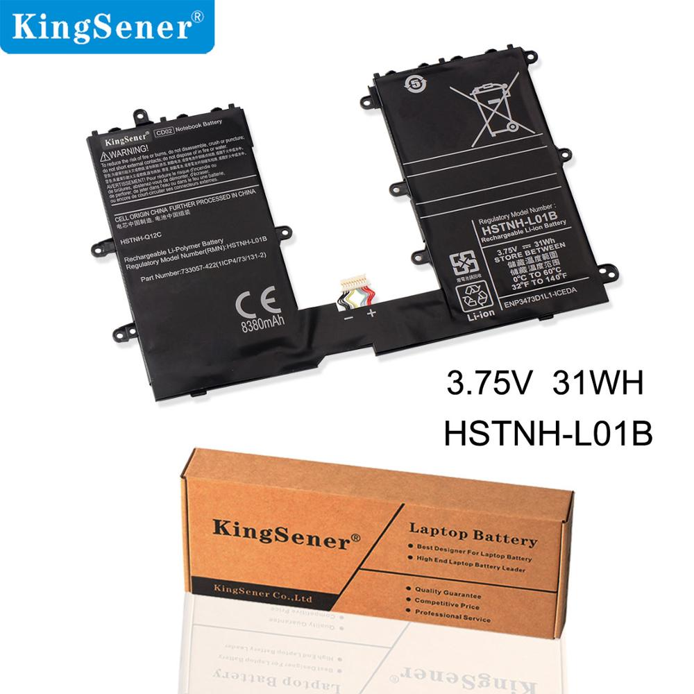 KingSener CD02 HSTNN-L01B batterie d'ordinateur portable pour HP Pro Tablette 610 G1 Omni10 HSTNN-Q12C 740479-001 733057-422 3.75 V 31WH