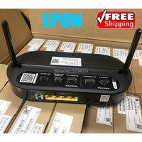 Оригинальный huawei HS8145V EPON ONT 4GE + 1Tel + 1USB + Wifi 2,4G/5G, huawei EPON ONU для оптоволоконного сетевого маршрутизатора, английская прошивка