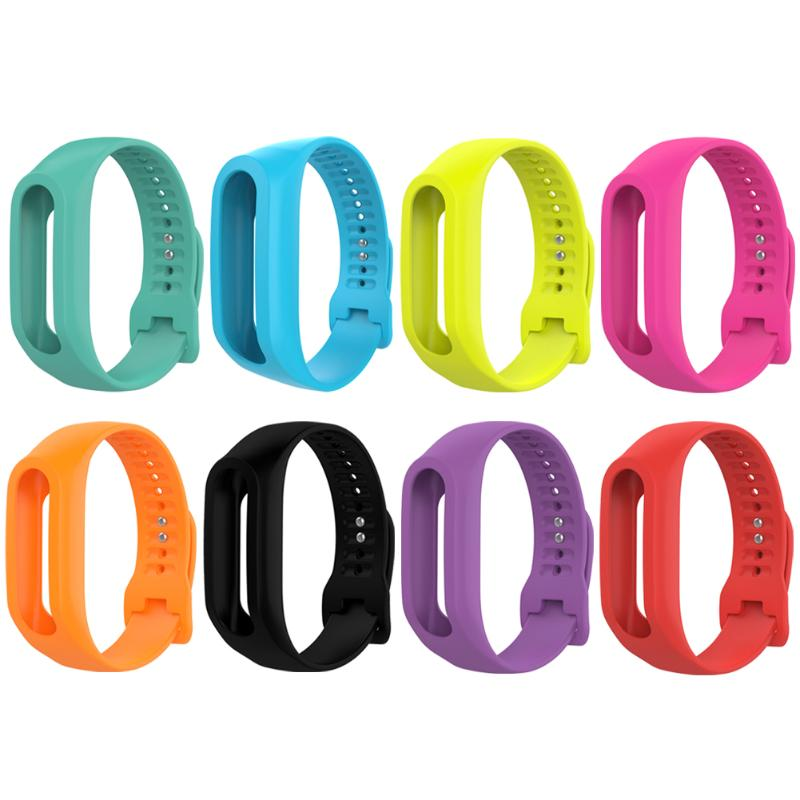 Coloré Sangle Tom Tactile Fitness Bracelet Tracker Doux Pour qSVGUzMp