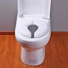 Летняя детская складная мягкая подушка на стул для горшка, портативная мягкая подушка на сиденье для унитаза, аксессуары для ванной, уход за ребенком