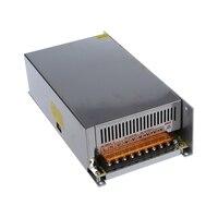 DC 12V 50A 600W Switching Power Supply Transformer for LED Strip Light 110/220V