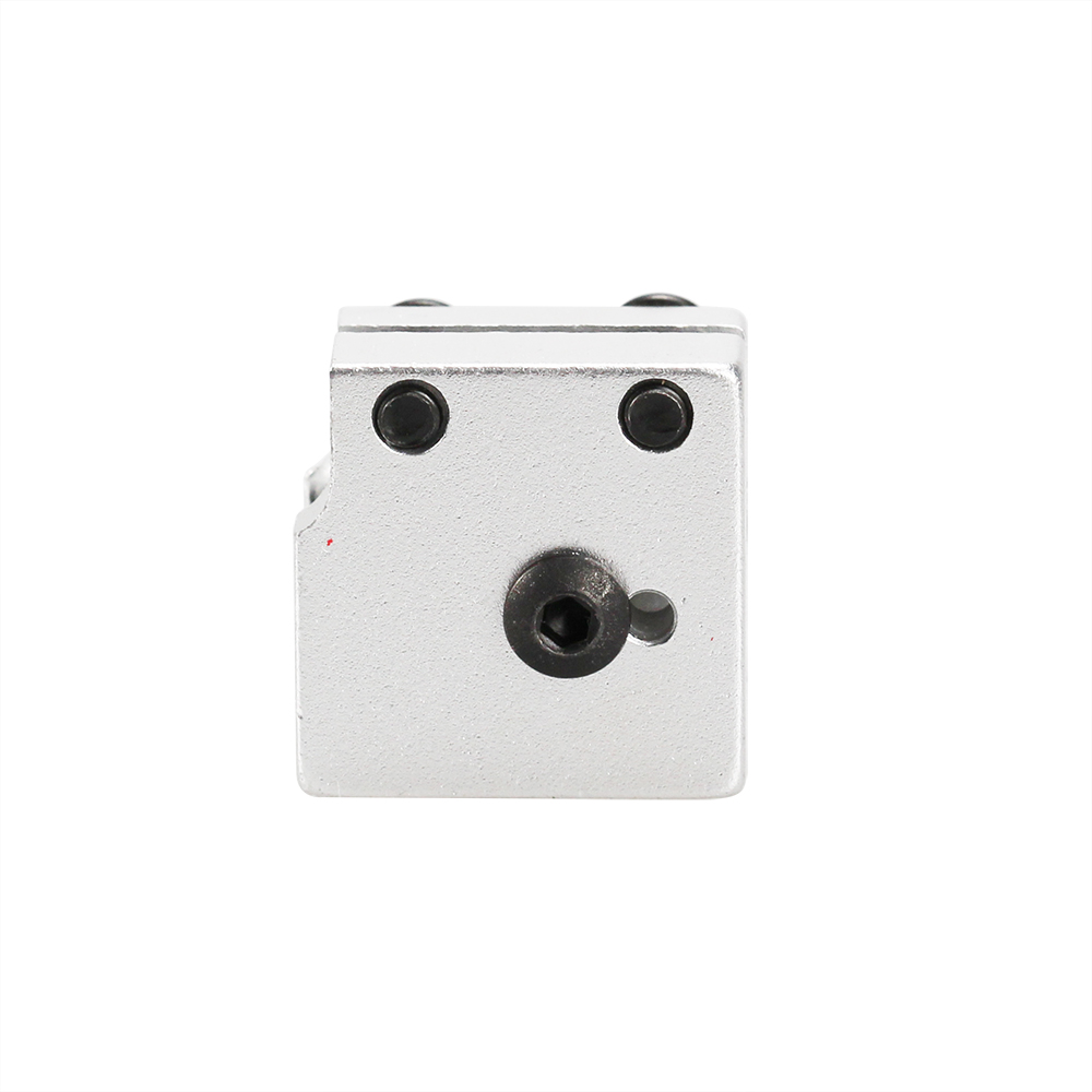 1pc 3D printer accessories Volcano hot end of extrusion head heated aluminum block