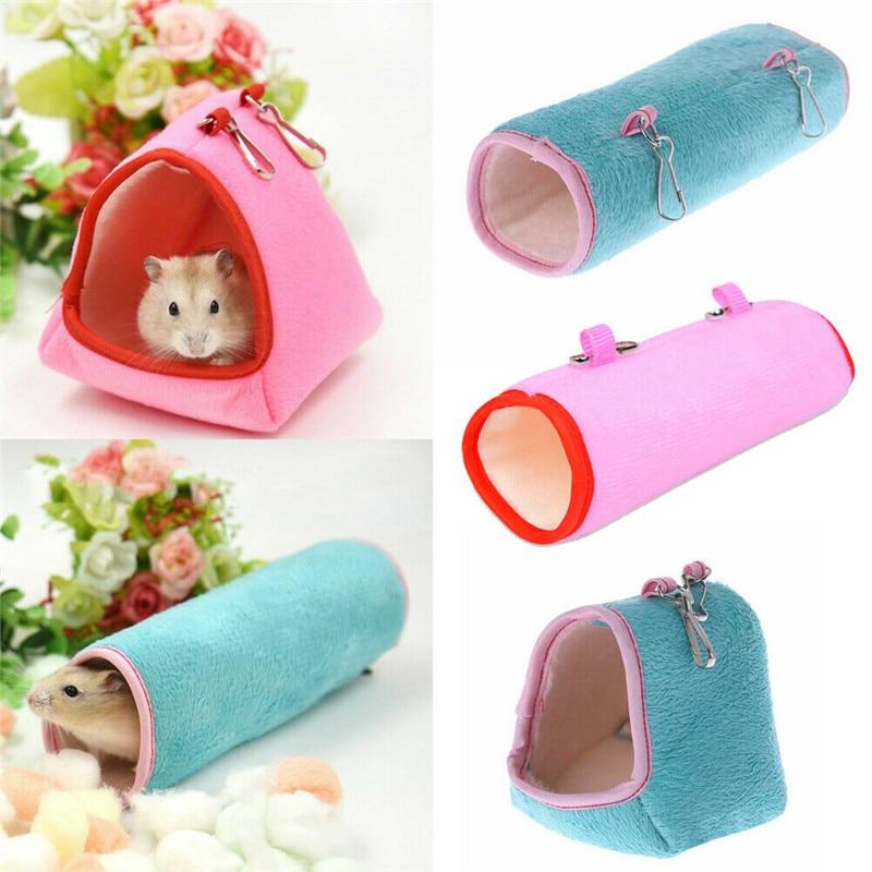 Hamster hérisson Chinchilla ferrette porteur cama paquete dormir bolsa colgante