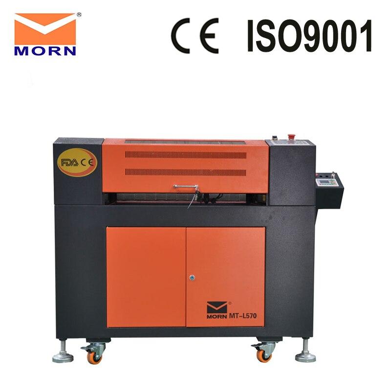 Coupeur en bois de découpeuse de Laser de CO2 de haute précision pour le panneau de commande amical de bois/MDF/acrylique - 4