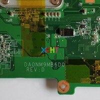 mainboard האם 659509-001 w E300 מעבד DA0NM9MB6D0 עבור Mainboard האם HP 3115m DM1-4000 סדרה DM1Z-4000 DM1Z-4100 מחשב נייד NB PC נבדק (5)