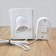 High Quality Modern Wired Doorbell Wired Easy Installed Electronic Door Bell Chime For Home Office Access Control Fire Proof