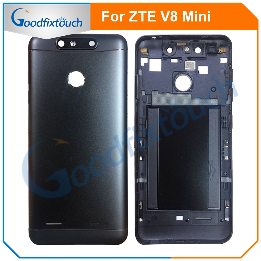 For ZTE Blade V8 Mini Back Cover Battery Door Back Housing Rear Cover Battery Housing For ZTE Blade V8 Mini Replacement Parts