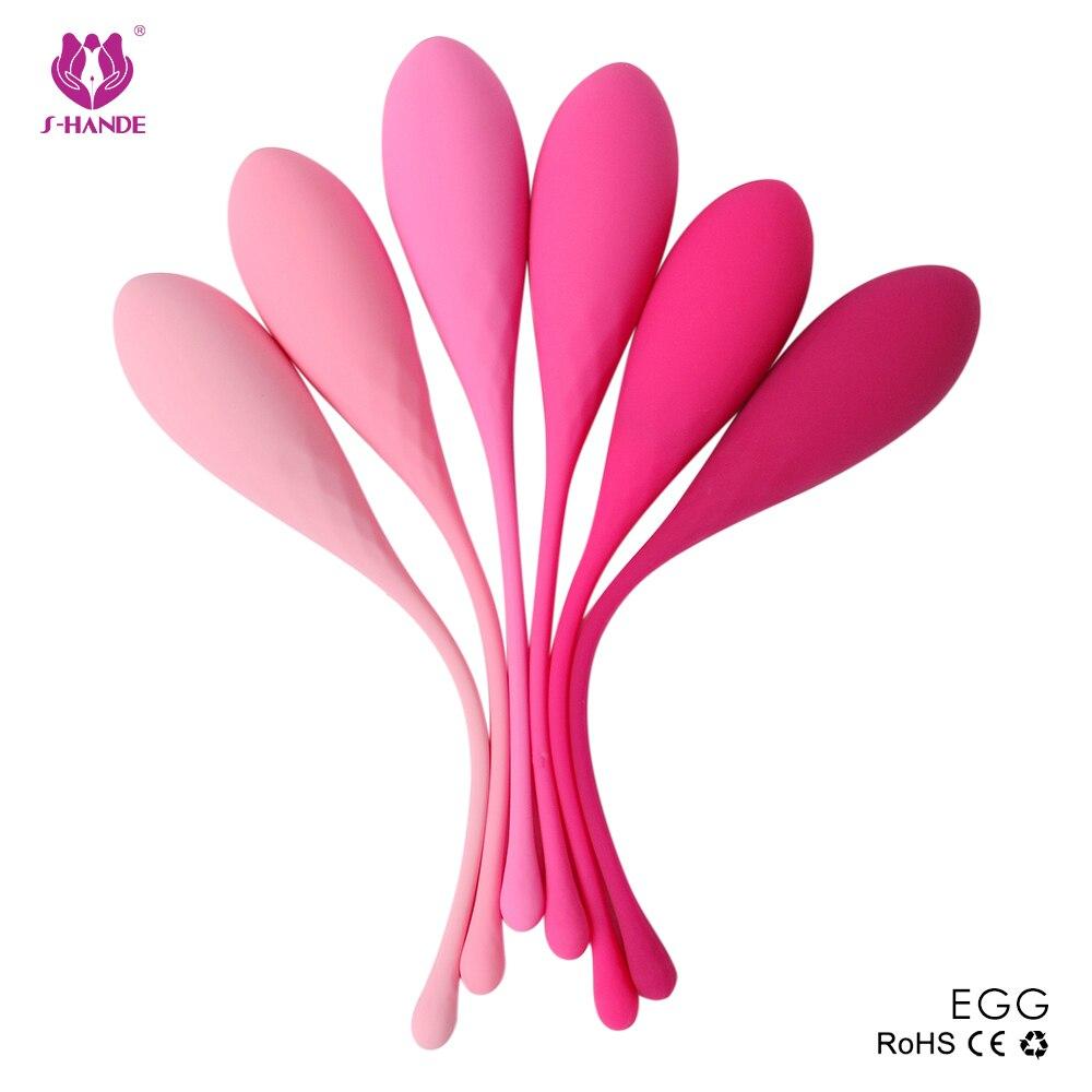Смарт-Шарики Кегеля APHRODISIA 6 шт./компл., вагинальные гантельки, кегели, шарики Бен Ва, вибратор, яйцо, вагинальные тренировки, секс-игрушки