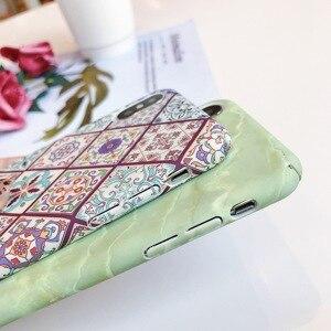 Image 5 - KISSCASE Luminous Phone Case For Samsung Galaxy A50 A30 A6 A8 A9 A7 2018 Pattern Cases For Samsung A3 A5 A7 2017 S10 S9 S8 Plus