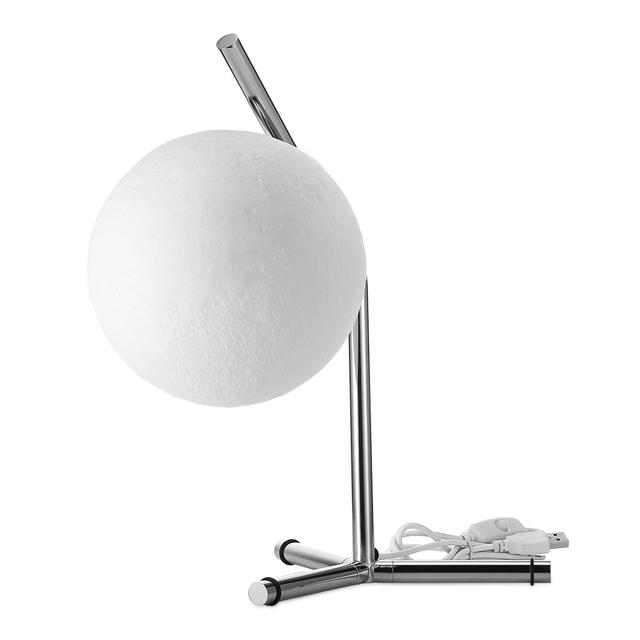 3D MOON NIGH LAMP DESKTOP