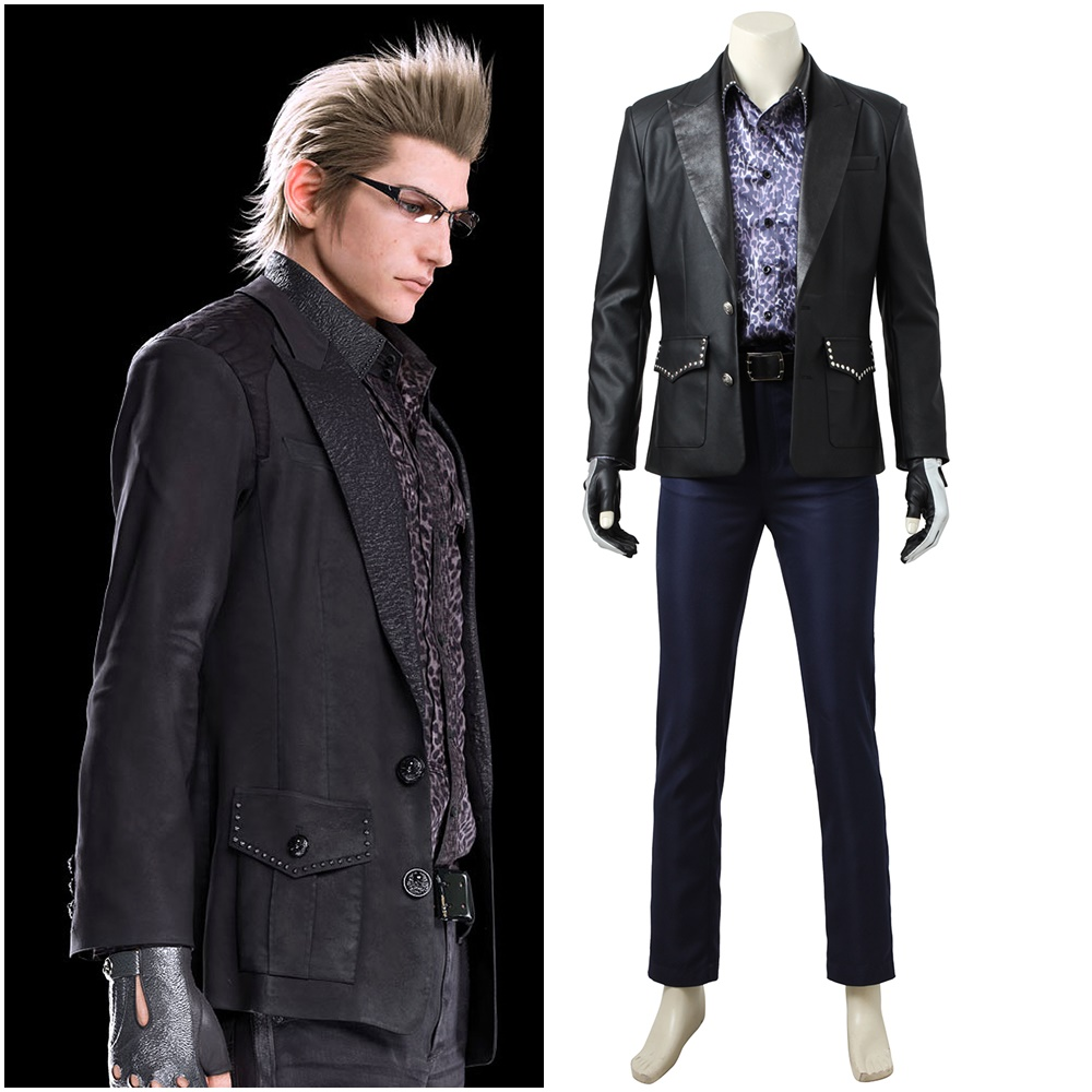 FF15 Final Fantasy XV Ignis Scientia Cosplay Costume Custom Made