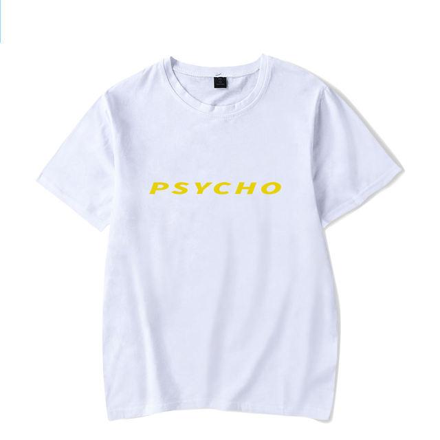 POST MALONE PSYCHO T-SHIRT (3 VARIAN)