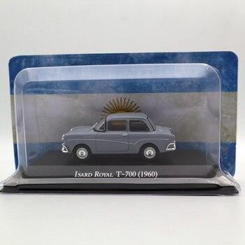 IXO Altaya 1:43 Isard Royal T-700 1960 Diecast Models Limited Edition Toys Car Christmas Gifts 180sx led ヘッド ライト