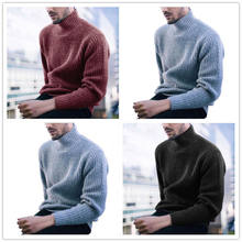 Neue Männer Casual Rundhals Mode Stricken Pullover Pullover Damen Strickwaren Jumper Pullover(China)