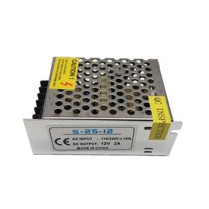 Image 3 - AC 110 V 220 V כדי DC 5 V 12 V 24 V 1A 2A 3A 5A 10A 15A 20A 30A 50A מתג מתאם נהג אספקת חשמל LED רצועת אור