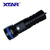 Neue XTAR D26 tauchen taschenlampe CREE XHP35-HI D4 1600 lumen strahl abstand 432 meter