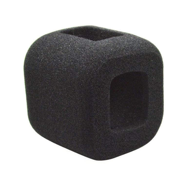 Hot TTKK Wind Noise Reduction Windproof Sponge Foam Cover For Gopro Hero 5 4 Session Cam