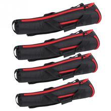Monopod Tripod Bag Outdoor Photography Adjustable Shoulder Strap Handbag for Manfrotto Tripod Monopod Carrying Storage Bag Case